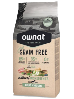 GRAIN FREE JUST Poulet DOG