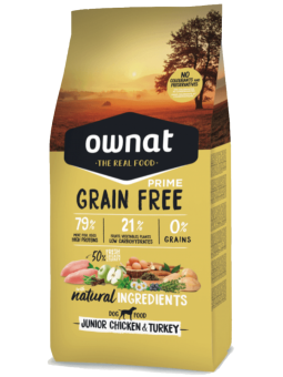 GRAIN FREE PRIME Junior...